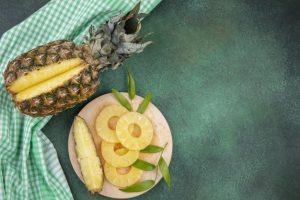آبمیوه تابستانی با آناناس