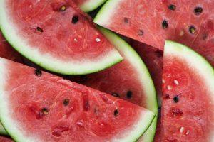 آبمیوه تابستانی با هندوانه